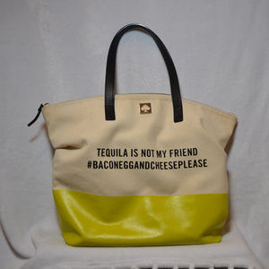 "Kate Spade ""Call to Action"" Tote- Tequila"